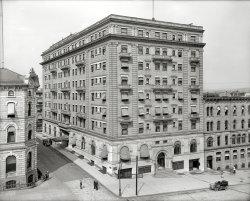 Hotel Ten Eyck: 1908