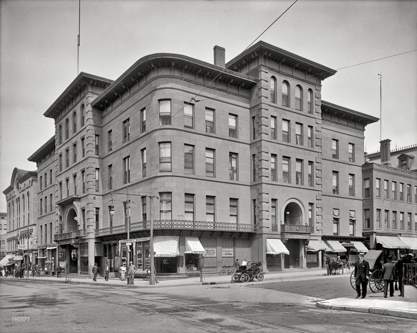 Allyn House: 1908