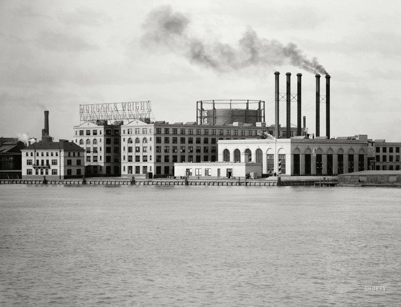 Detroit Rubber Works: 1908