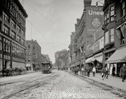 Merrimack Street: 1908