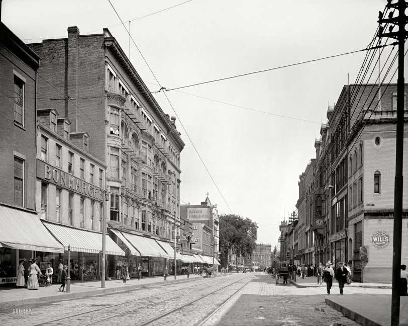 Bon Marche: 1908