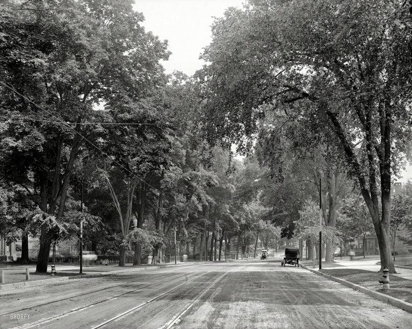 Ghosts of State Street: 1908
