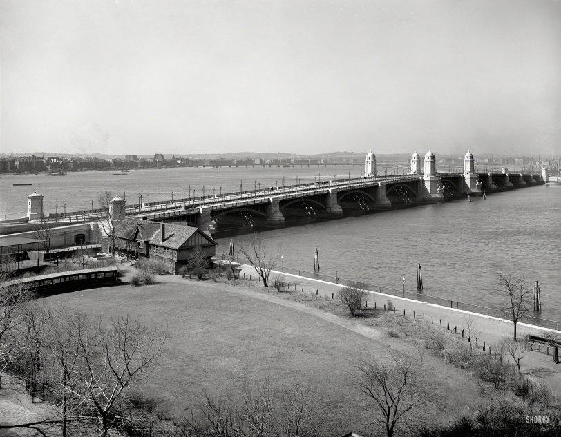 Longfellow Bridge: 1908