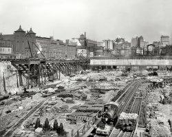 The Big Pennsylvania Hole: 1908