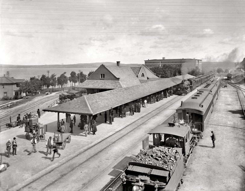 Scenic Petoskey: 1908