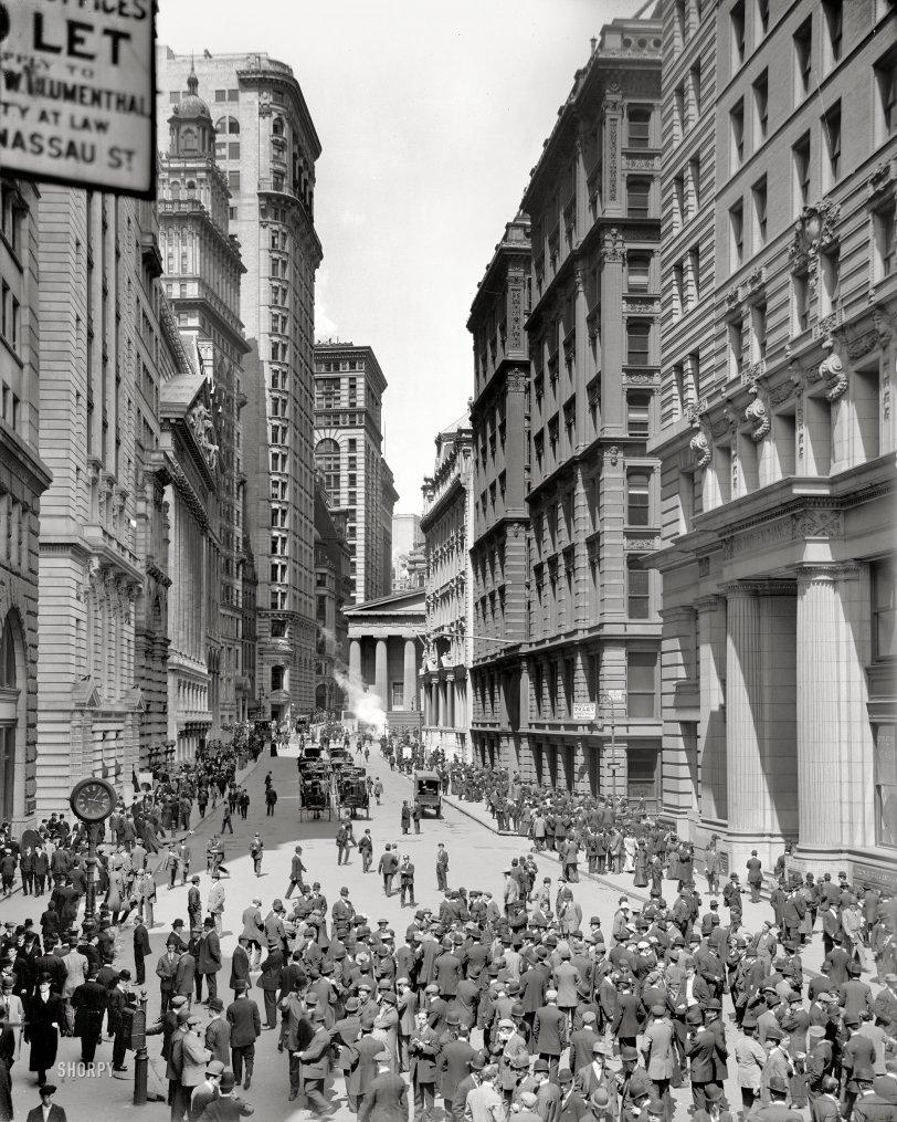 High Finance: 1906