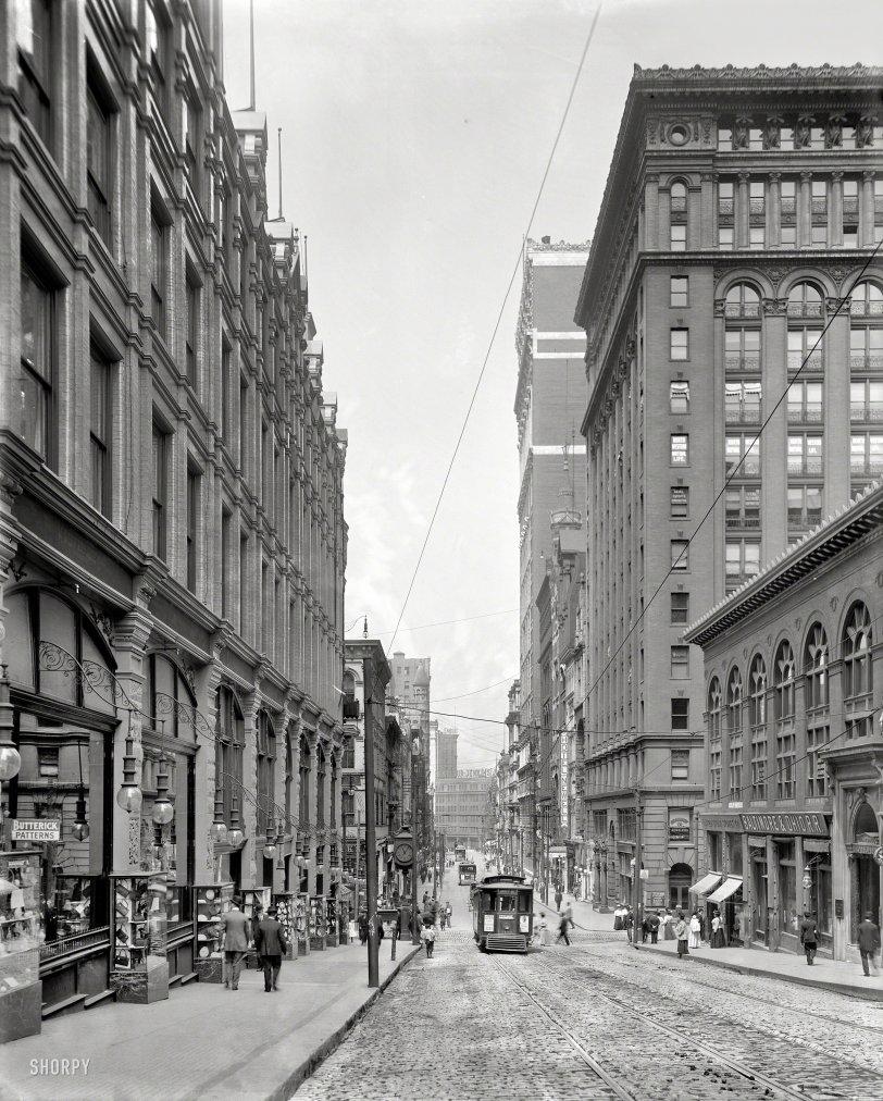 Canyonland: 1908