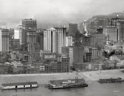 Pittsburgh Rising: 1908