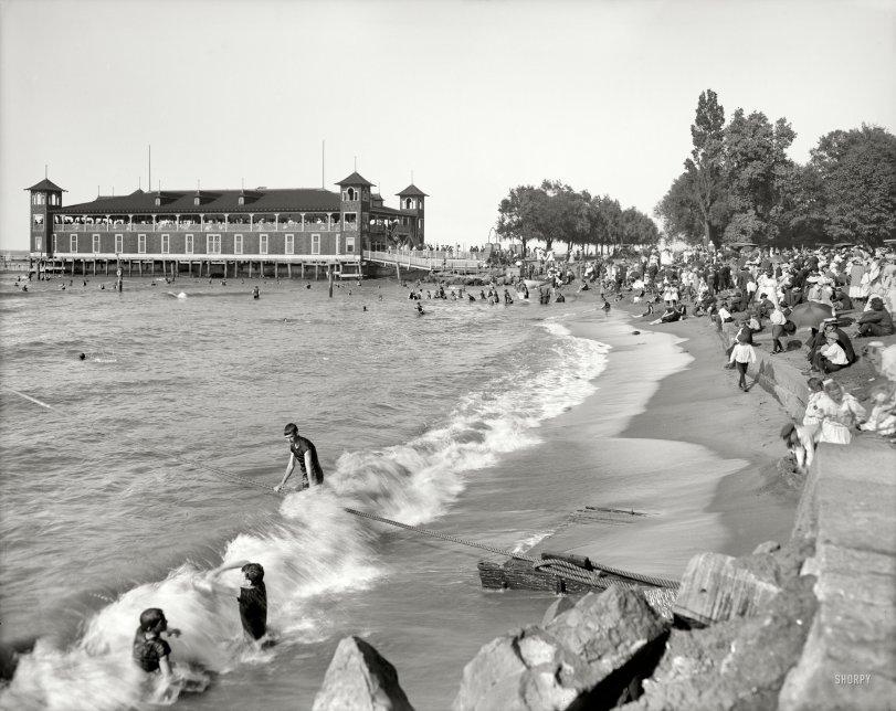 Erie Pavilion: 1908