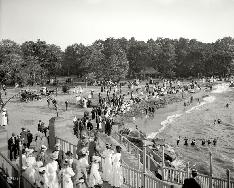 A Grand Day Out: 1908