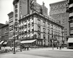 Cafe Martin: 1908