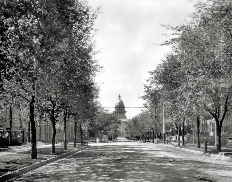 Sherman Avenue: 1908