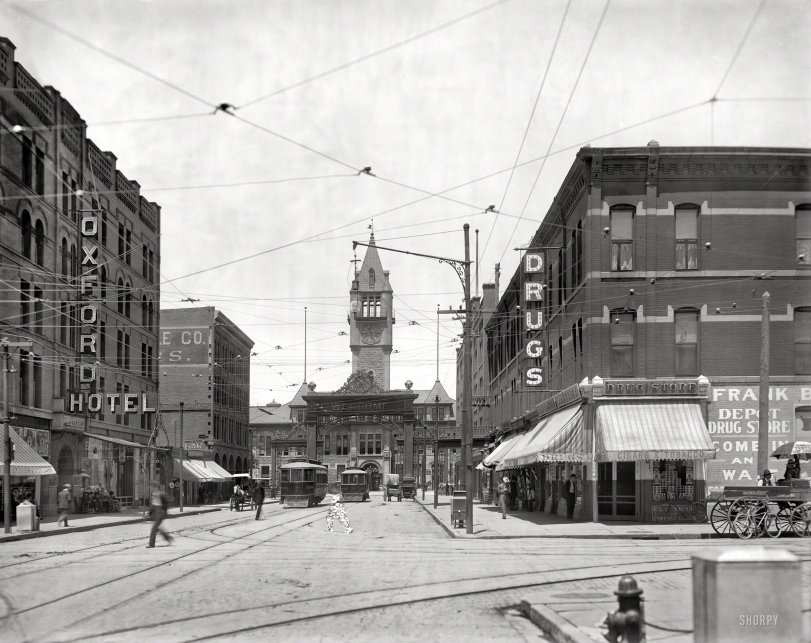 Welcome to Denver: 1908