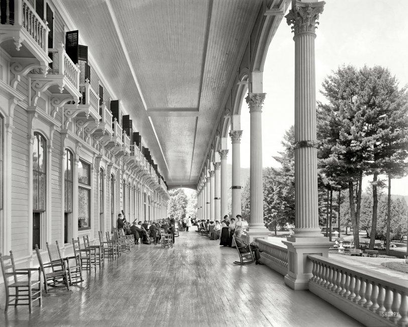 Grand Piazza: 1908