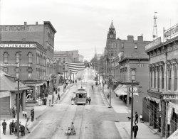 High Noon: 1909