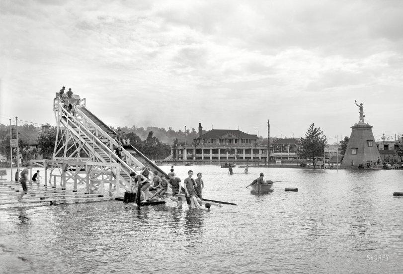 Sliders: 1910