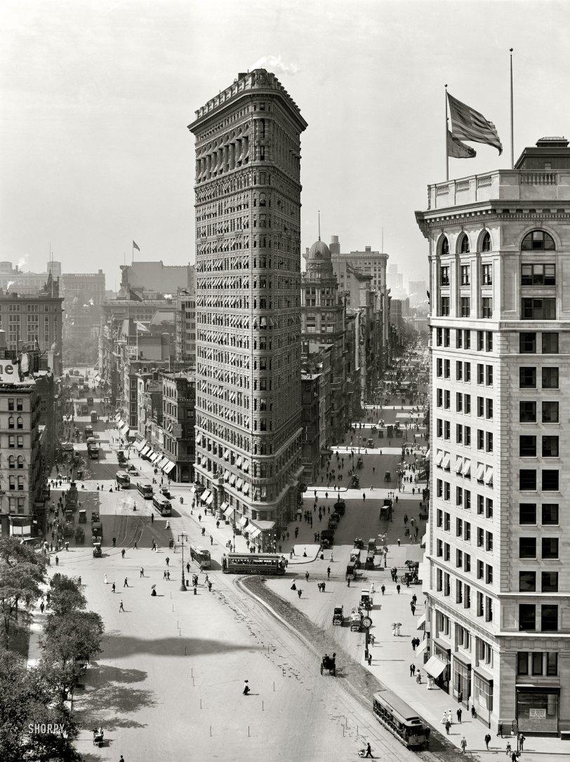 Flatiron: 1909
