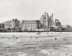 The Big Hotels: 1910