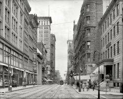 Fourth Street: 1910