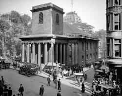 King's Chapel: 1909