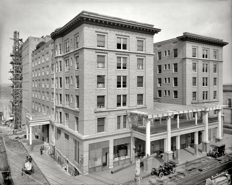 Hotel Marion: 1908