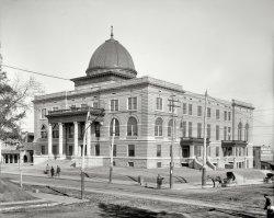 Little Rock Garbage: 1908