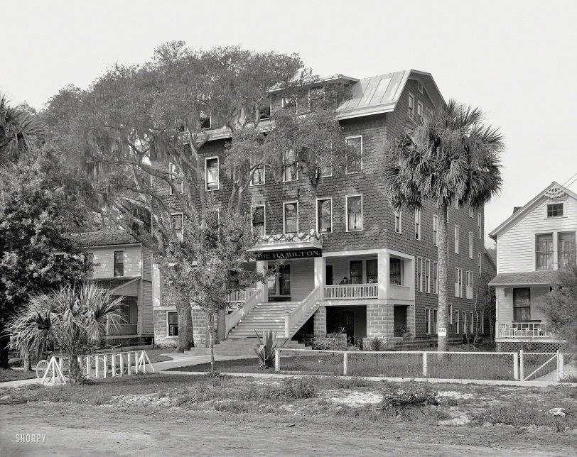 The Hamilton: 1908