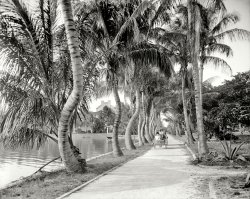 Lake Worth: 1908