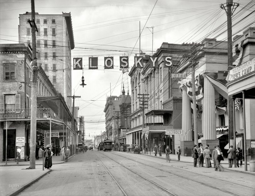 This Way to Kloskys: 1910