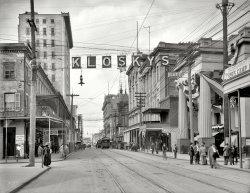This Way to Kloskys: 1910