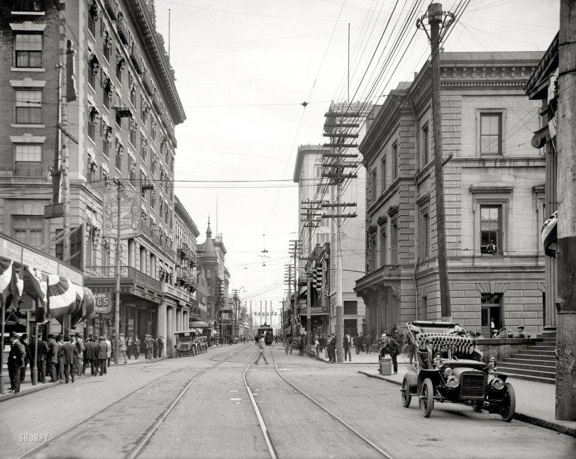 Royal Street: 1910