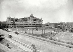 Oceanside Tennis: 1906