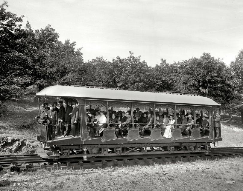 Mt. Tom Railway: 1908
