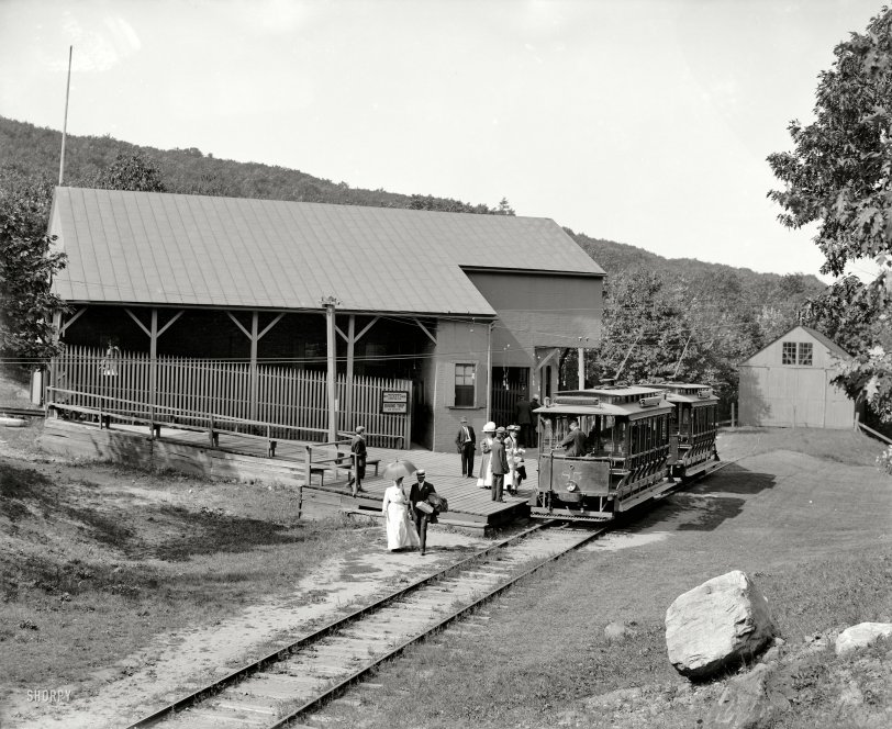 Lower Station: 1908