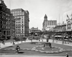 Bustling Brooklyn: 1910