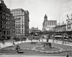 Bustling Brooklyn: 1910