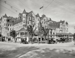 Halcyon Hotel: 1912
