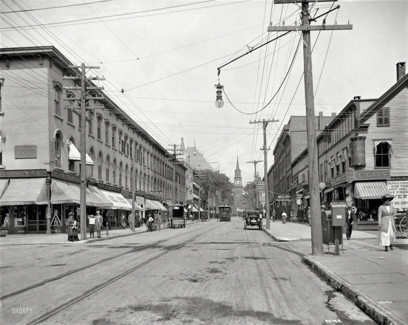 Church Street: 1911