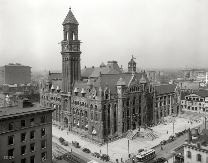 Post Office Max: 1912