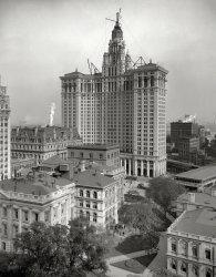 Manhattan Municipal: 1913