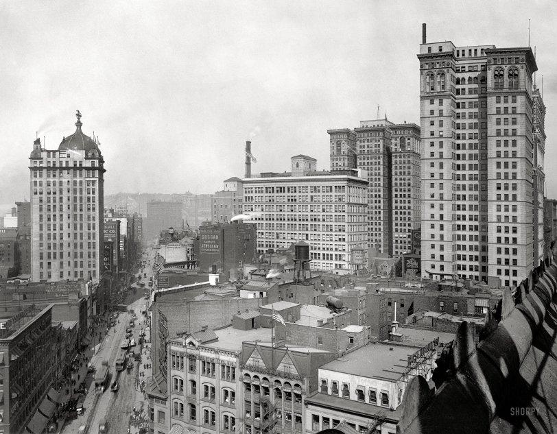 Liberty Avenue: 1914