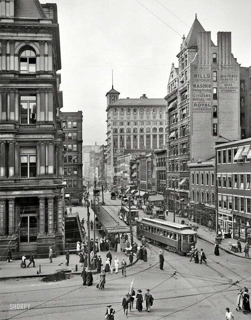 Solid Cincinnati: 1912