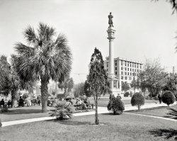 Hemming Park: 1910