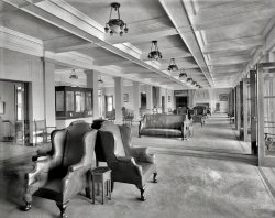 Ghost Lobby: 1910