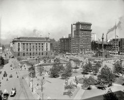 Colorful Cleveland: 1911