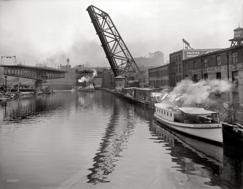 Cuyahoga Bridges: 1912
