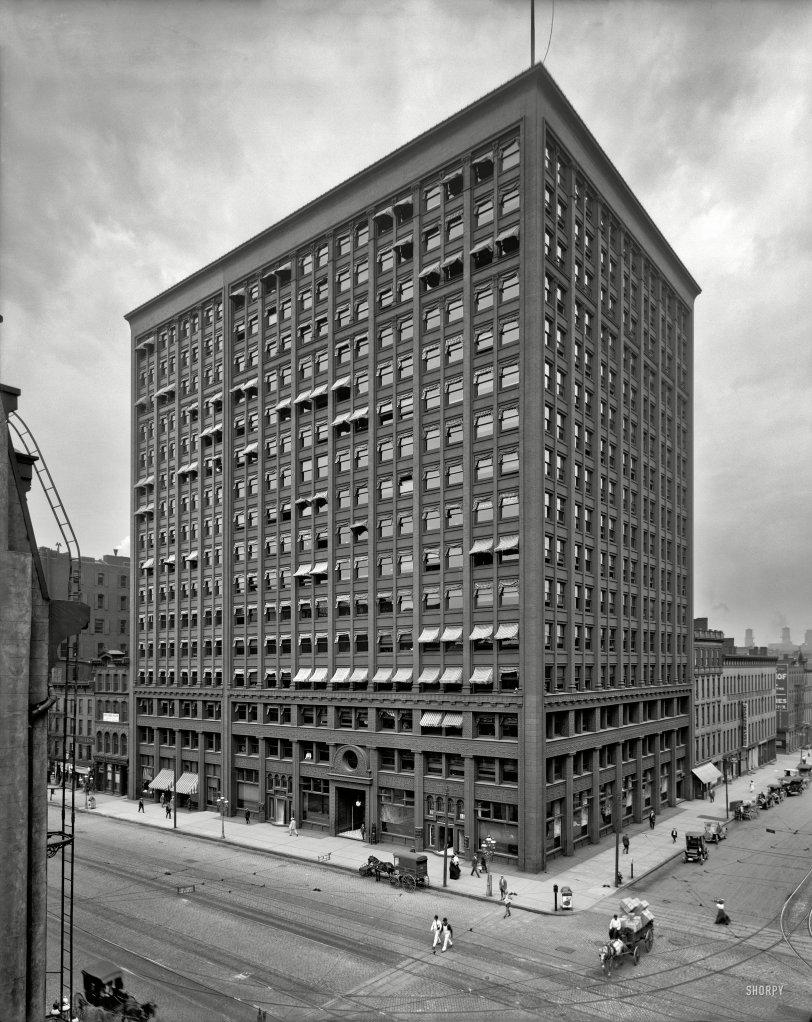 Outside the Box: 1912