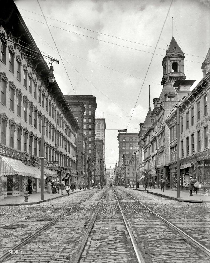Smithfield Street: 1908