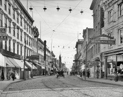 King Street: 1910