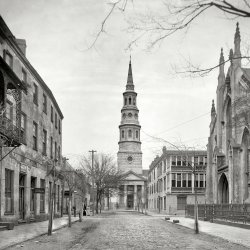 St. Philip's Church: 1910